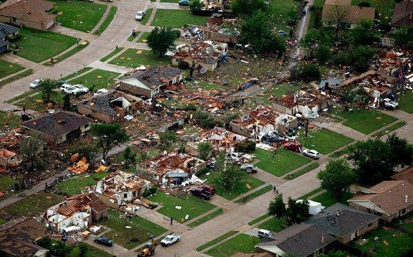 North Texas Tornadoes Displace Over 101 Pets... Helpless Cats and Dogs
