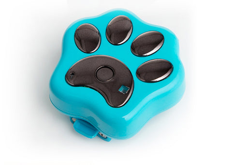 The Paw Tracker GPS for kids and pets