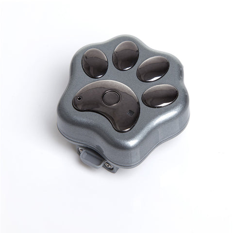 The Paw Tracker Pet GPS Tracker GSM