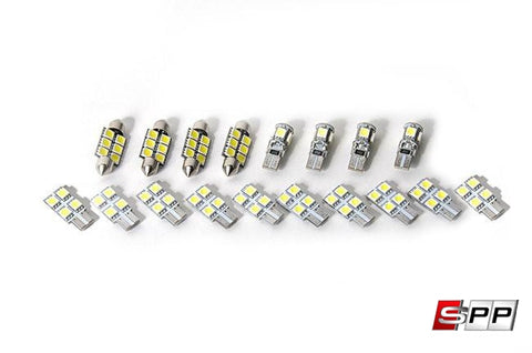RFB Interior LED Light Kit, Audi B8 A4/S4 Avant Complete Interior LED Kit at Sequential Performance Parts for $ 87.99