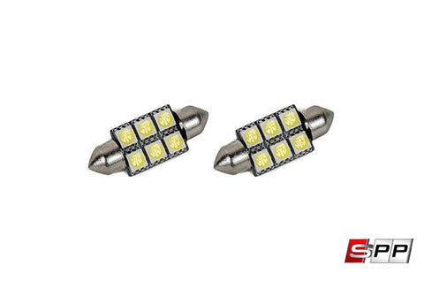 Interior Vanity Mirror LED Lights at Sequential Performance Parts for $ 11.99