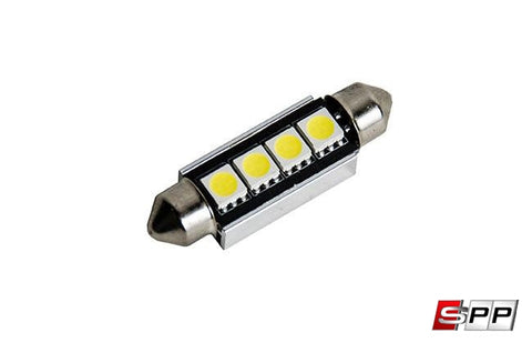 LED Light, 42mm, Festoon Can-Bus at Sequential Performance Parts for $ 5.99