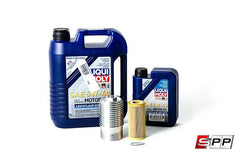 Liqui Moly Oil Service Kit with Cool Flow Filter Housing - 1.8T and 2.0T Gen3, Complete at Sequential Performance Parts for $ 102.99