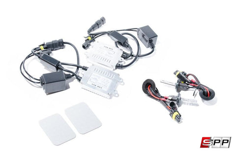 Porsche 997TT Fog Light HID Light Kit- 3000K at Sequential Performance Parts for $ 80.99