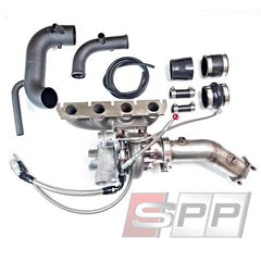 ATP 400HP Internally Wastegated GT2871R Turbo Kit for the B7 5/05-08 Audi A4 2.0T