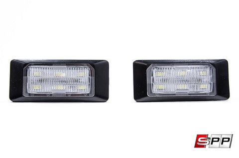 License Plate LED light RFB-C7-LP, Complete Set at Sequential Performance Parts for $ 41.99