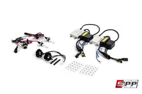 HID Light Conversion Kit, Volkswagen Tiguan - 4300K at Sequential Performance Parts for $ 84.99