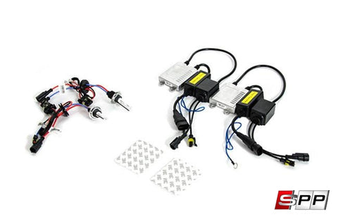 HID Light Conversion Kit, Audi TT - 4300K at Sequential Performance Parts for $ 84.99
