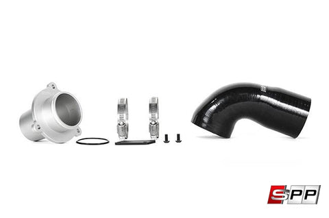 Spulen Turbo Muffler Delete Kit - 1.8T and 2.0TSI at Sequential Performance Parts for $ 93.99