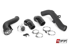 Spulen Boost Pipe Kit, For 2.0TSI, with Turbo Muffler Delete at Sequential Performance Parts for $ 294.99