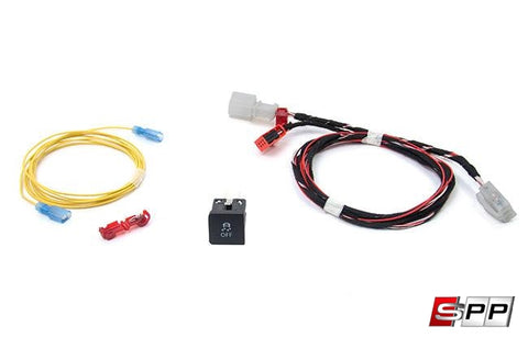 Traction Control Button Kit, Mk6 Volkswagen Jetta - Round Button at Sequential Performance Parts for $ 84.99