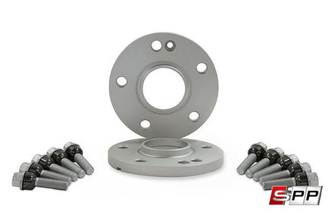 Spulen Wheel Spacer set, Porsche, with Bolts - 15mm (1 Pair) at Sequential Performance Parts for $ 112.99