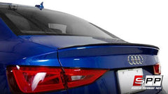 Aggressiv Carbon Fiber Spoiler - Audi A3 and S3