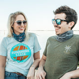 BEACH BUFF - SHARKS