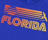 FLORIDA FLOWY TANK - ROYAL - Sunshine State® Goods