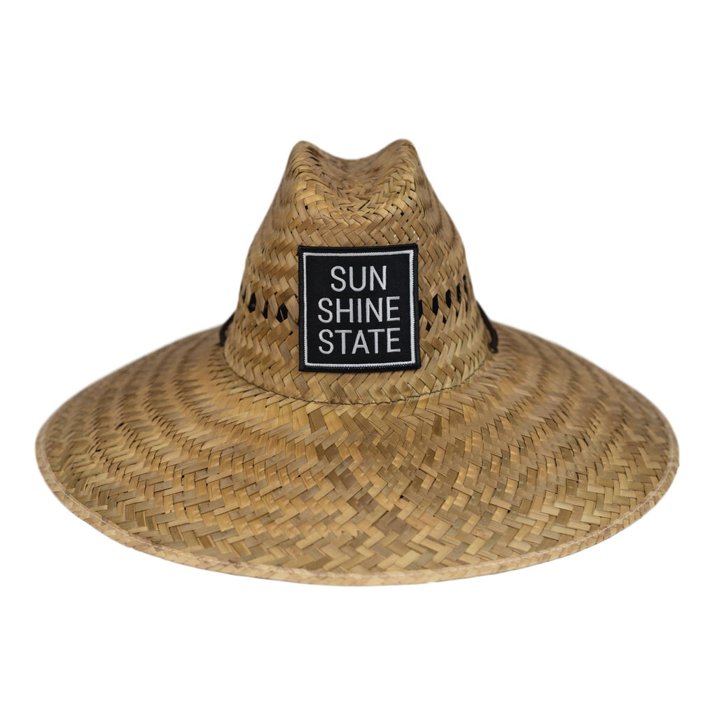 ADULT SUNSHINE STATE STRAW HAT