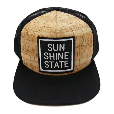 SUNSHINE STATE® TRUCKER - CORK - Sunshine State® Goods