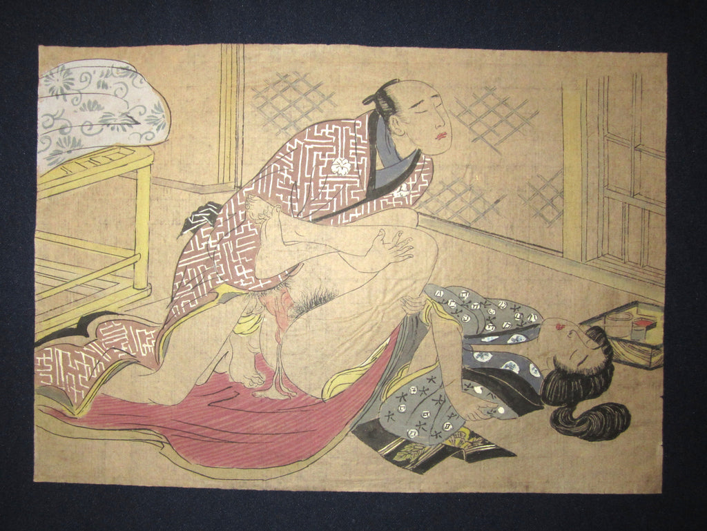Japanese erotic art gallery