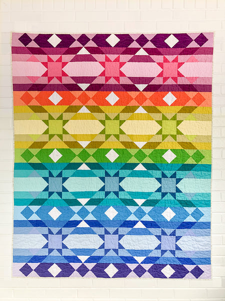 Atmosphere Quilt Pattern