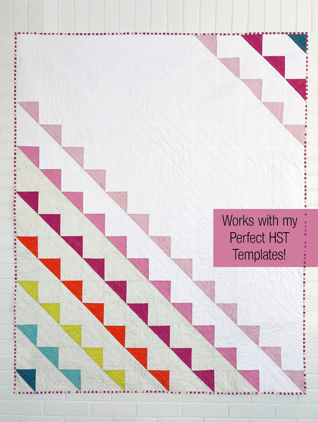 Aztec Waves PDF Quilt Pattern