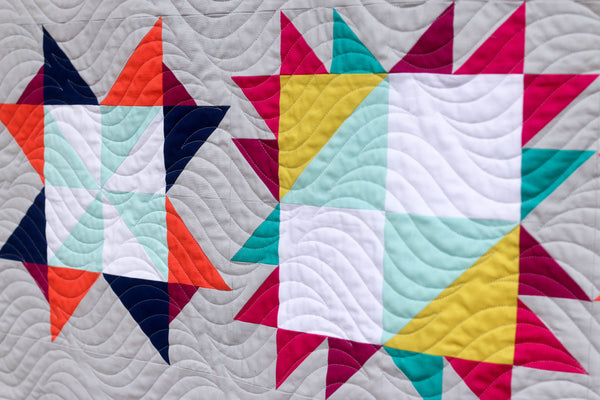 2019 Perfect HST Sampler Quilt Pattern