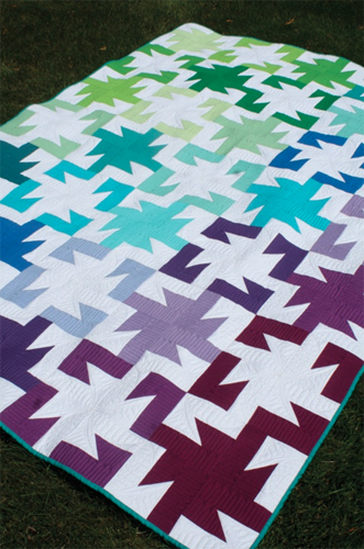 Sparkler PDF Pattern - Freshly Pieced Quilt Patterns - 4