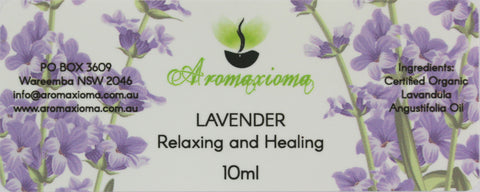 Lavender Essential Oil - Lavandula Angustifolia   -Out of stock - aromaxioma
