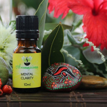 Mental Clarity Essential Oil Blend