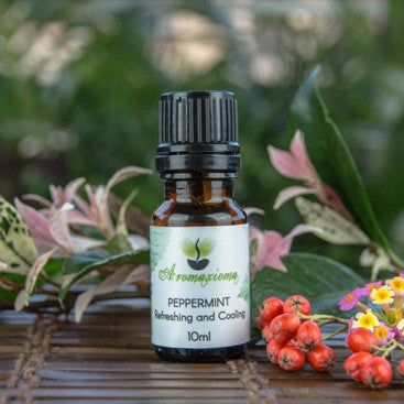Peppermint - Cornmint- Essential Oil - aromaxioma