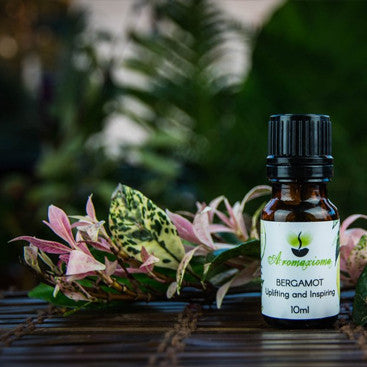 Bergamot Essential Oil- Citrus Bergamia