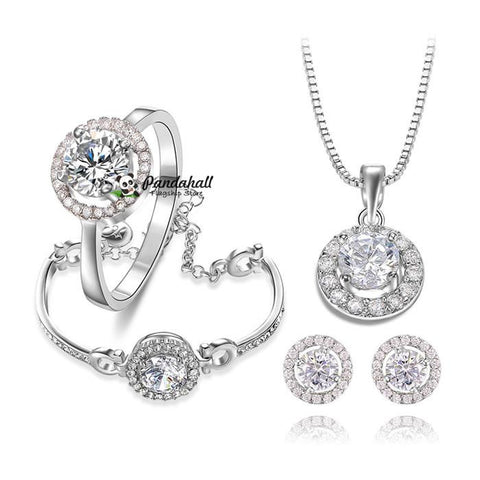 quality lexception ring high very platinum plated products grande a set