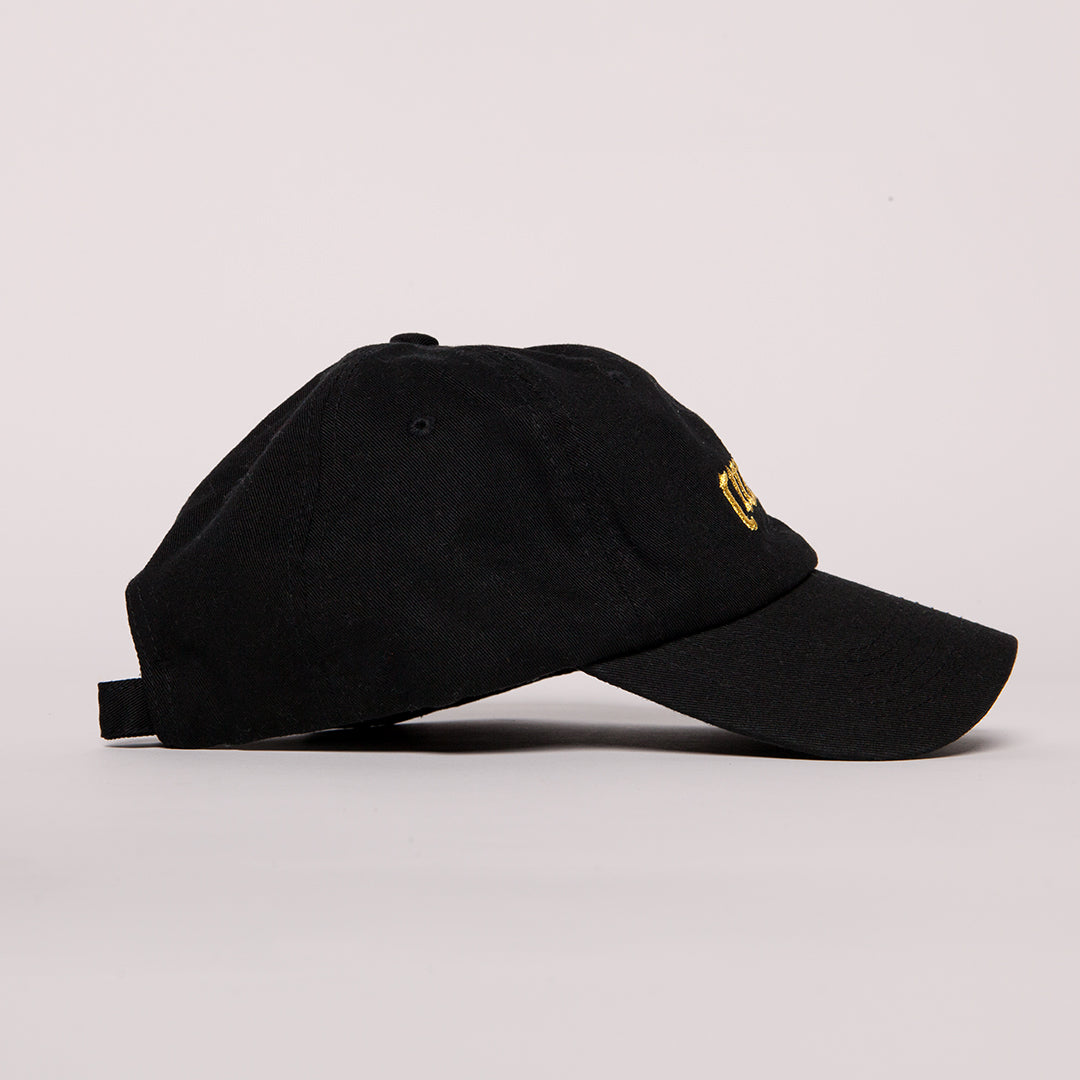 IMDFG Dad Hat Black