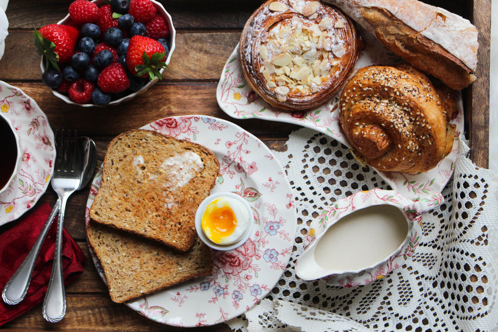 Make Mom a Beautiful Breakfast-In-Bed!