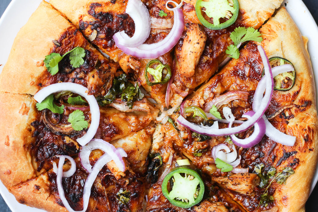 Memorial Day: BBQ Chicken Pizza Party!