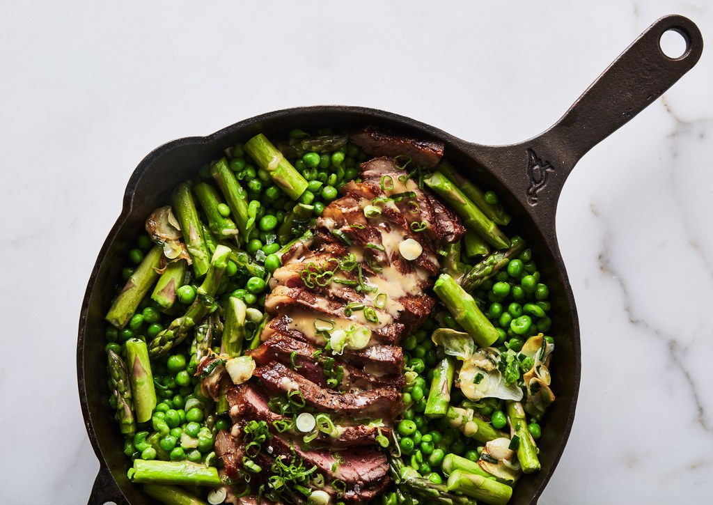 20 One Skillet Recipes You Need To Try Tonight