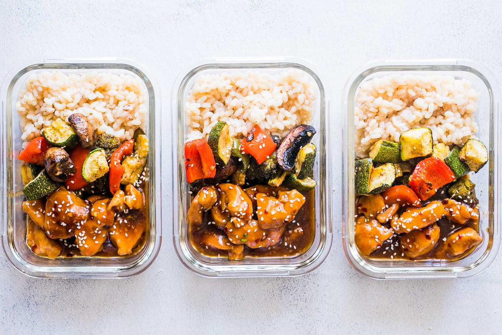 6 Dinners You Can Meal Prep on Sunday