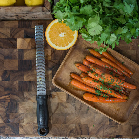 How to Make Orange Honey Glazed Carrots