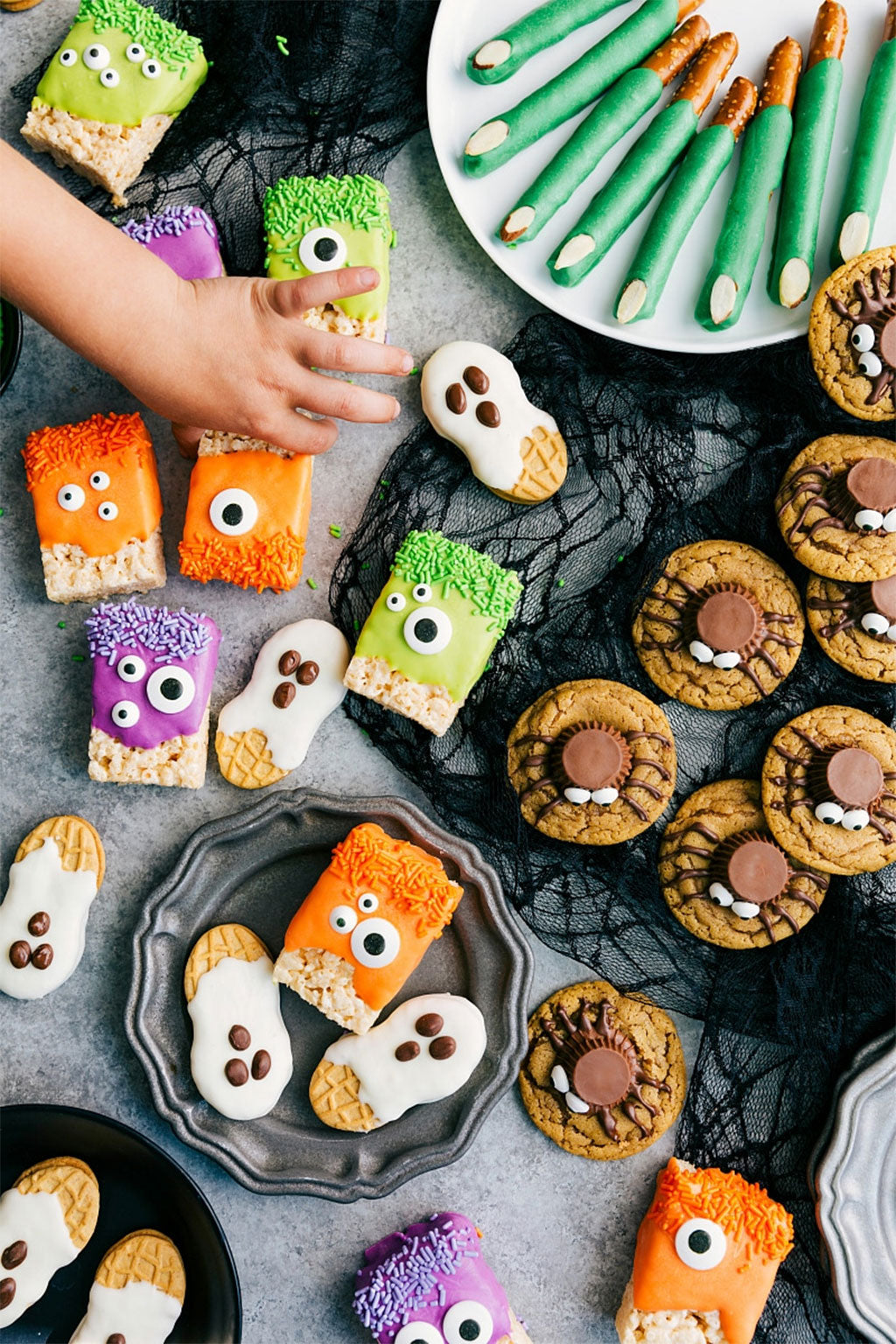 3-Ingredient Halloween Treats for Kids