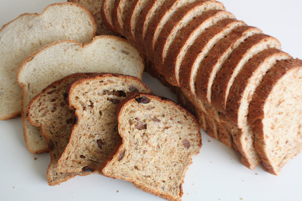 Differences: Multigrain, Whole-Grain and Whole-Wheat.