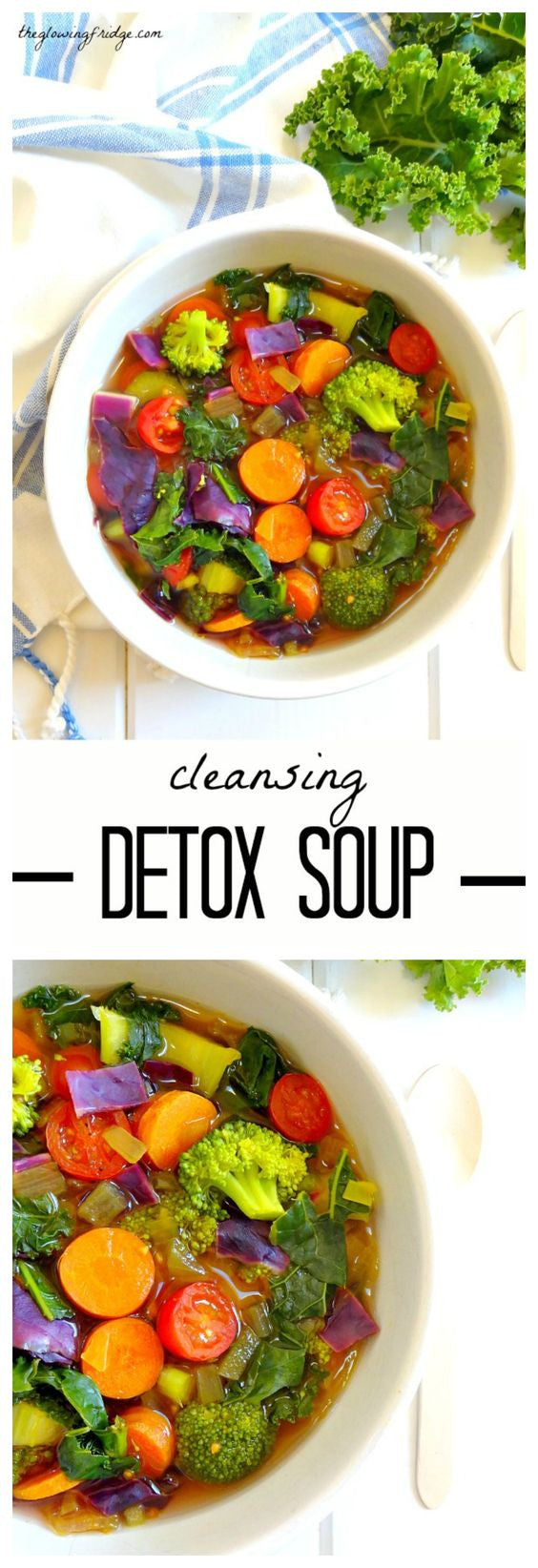 Cleansing Detox Soup to Boost Health!