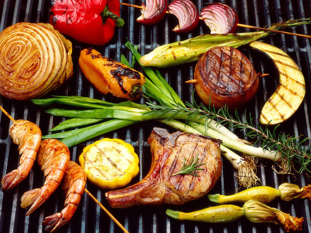 5 Fave Grilling Recipes