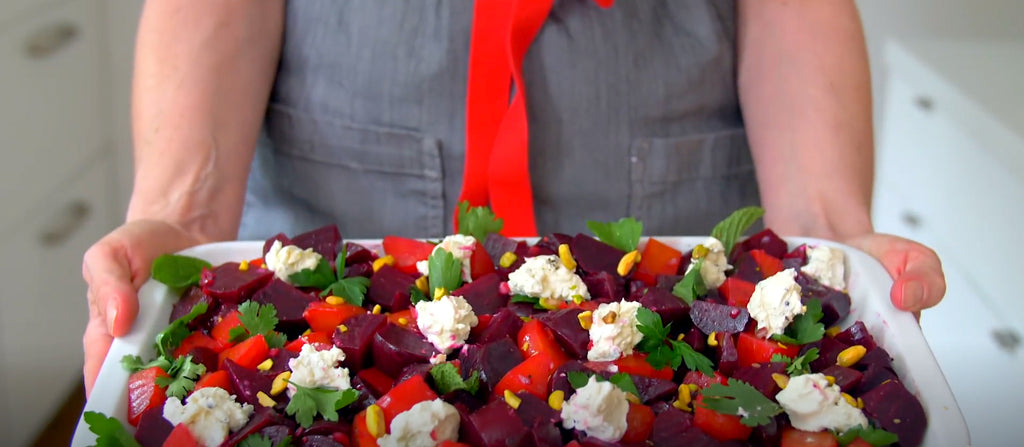 Beet and Goat Cheese Salad: Overplayed or a Classic?