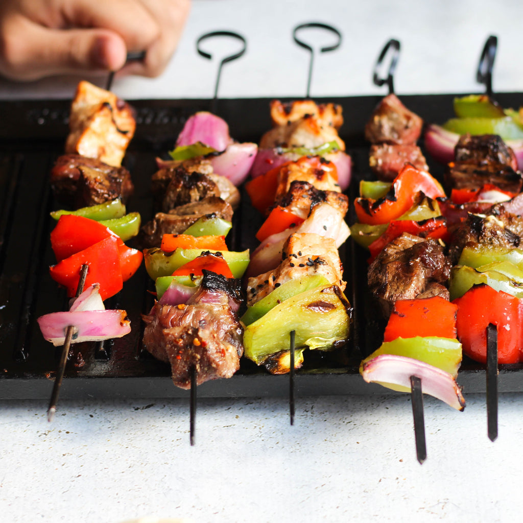 Father's Day BBQ Skewers