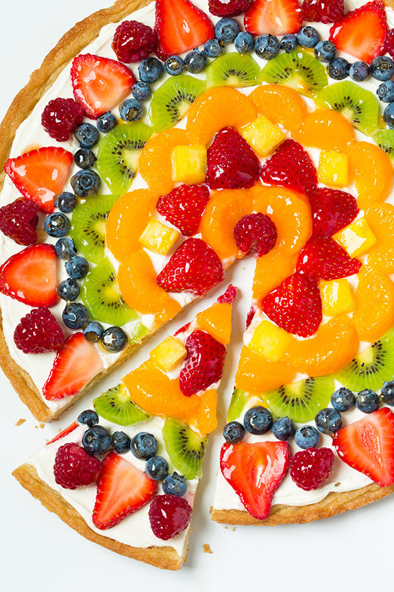Fruit Pizza Recipe - Refreshing Summertime Snack