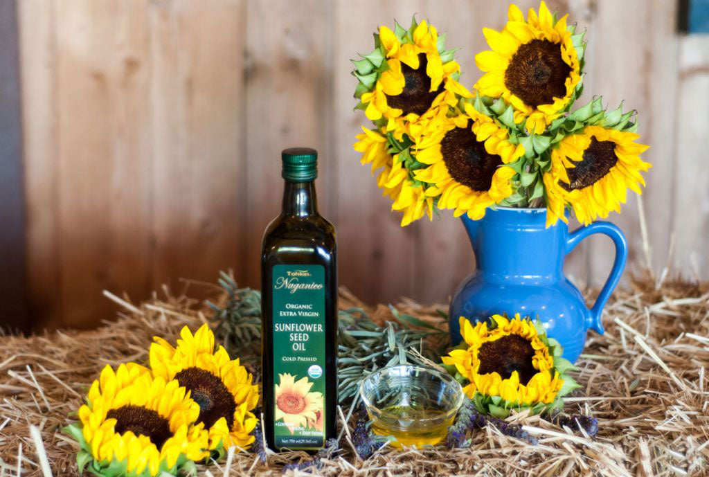 How to Cook with Sunflower Seed Oil + Recipes
