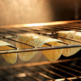 Make Your Own Baked Taco Shells