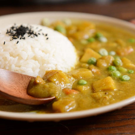 Veggie Tofu Curry with Kitchen Table App