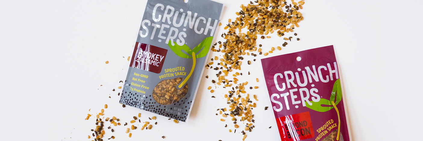 Crunchsters Vegan Snacks