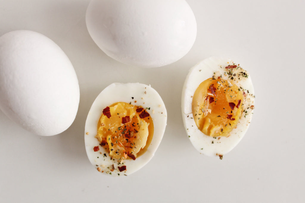 Overall While The Egg Yolk Has More Nutrients It Is Best To Consume The Entire Egg In Whole Together The Egg White And Egg Yolk Contributes To The