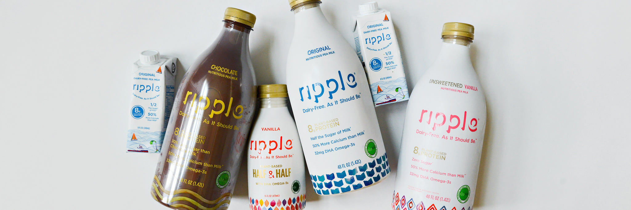 50% OFf Ripple Beverages